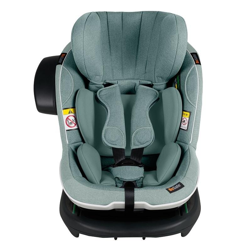 BeSafe iZi Modular i-Size Car Seat Sea Green Melange