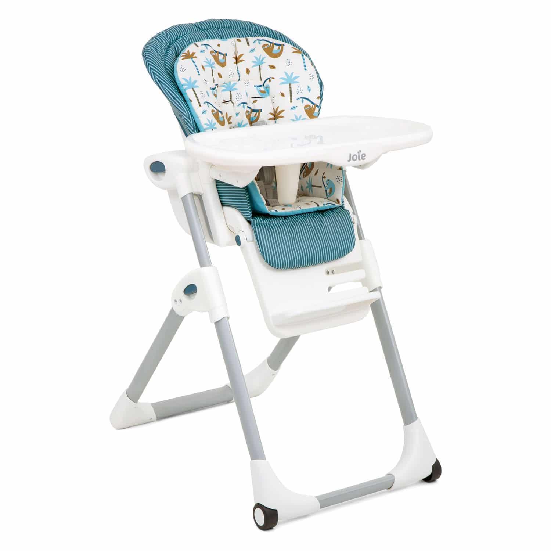 Joie Mimzy LX Abstract Arrow Feeding Chair