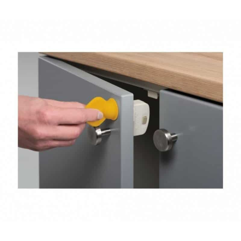 SAFETY 1ST Cupboard Security Magnetic Locks