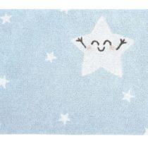 Lorena Canals. Χαλί δωματίου 120 x 160 εκ. Silhouette Mr Wonderful Happy Star Αστέρι