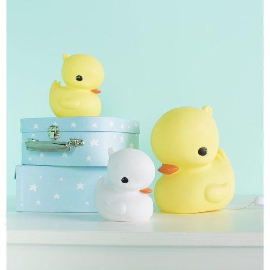 LLDUWH36 LR 4 Little Light White Duck