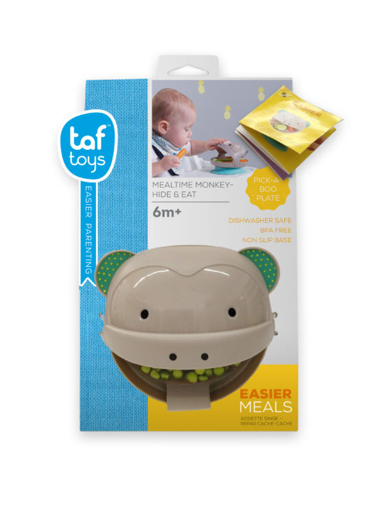 Mealtime Monkey Hide & Eat Pack