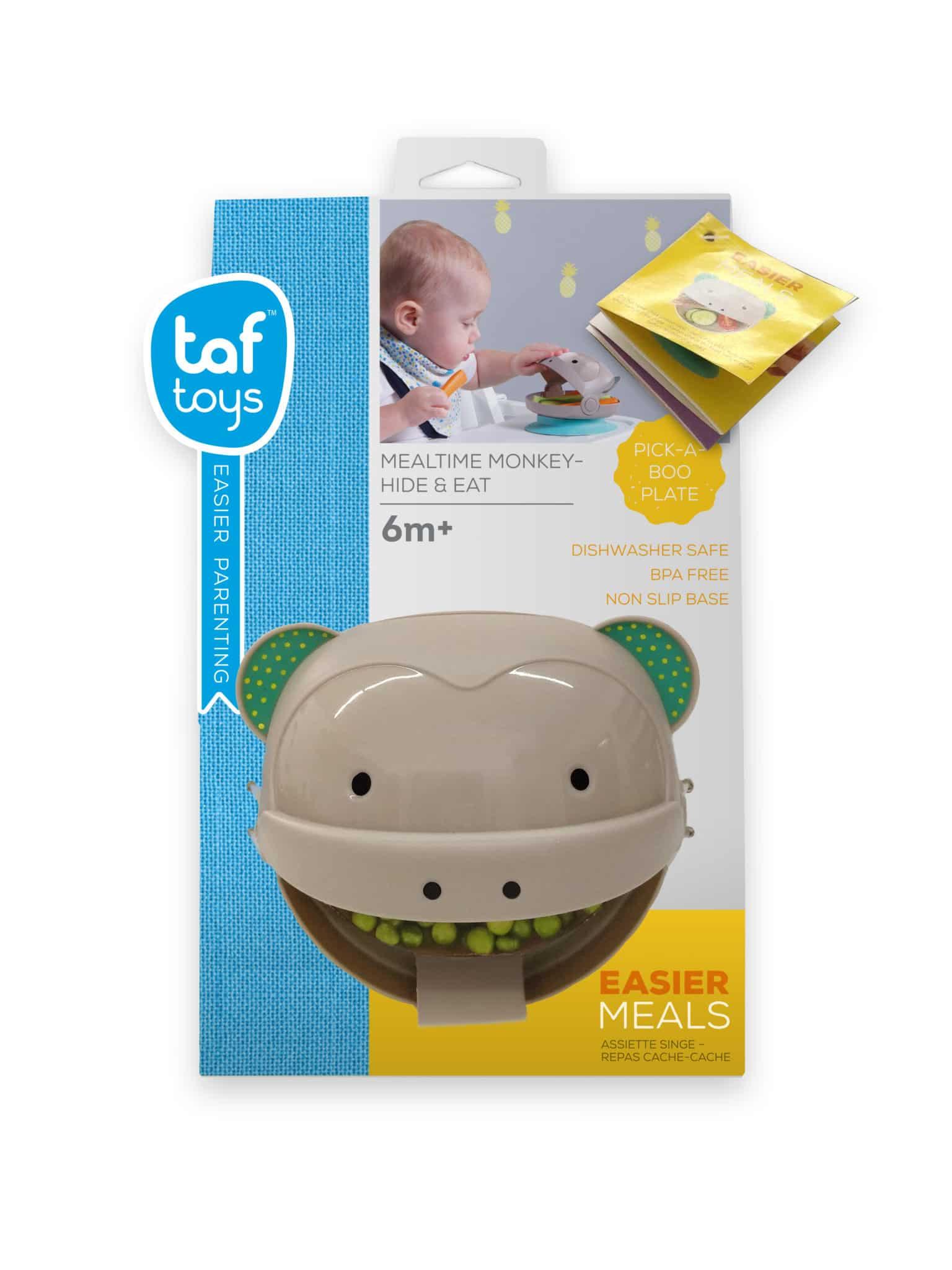 Mealtime Monkey Hide & Eat Pack