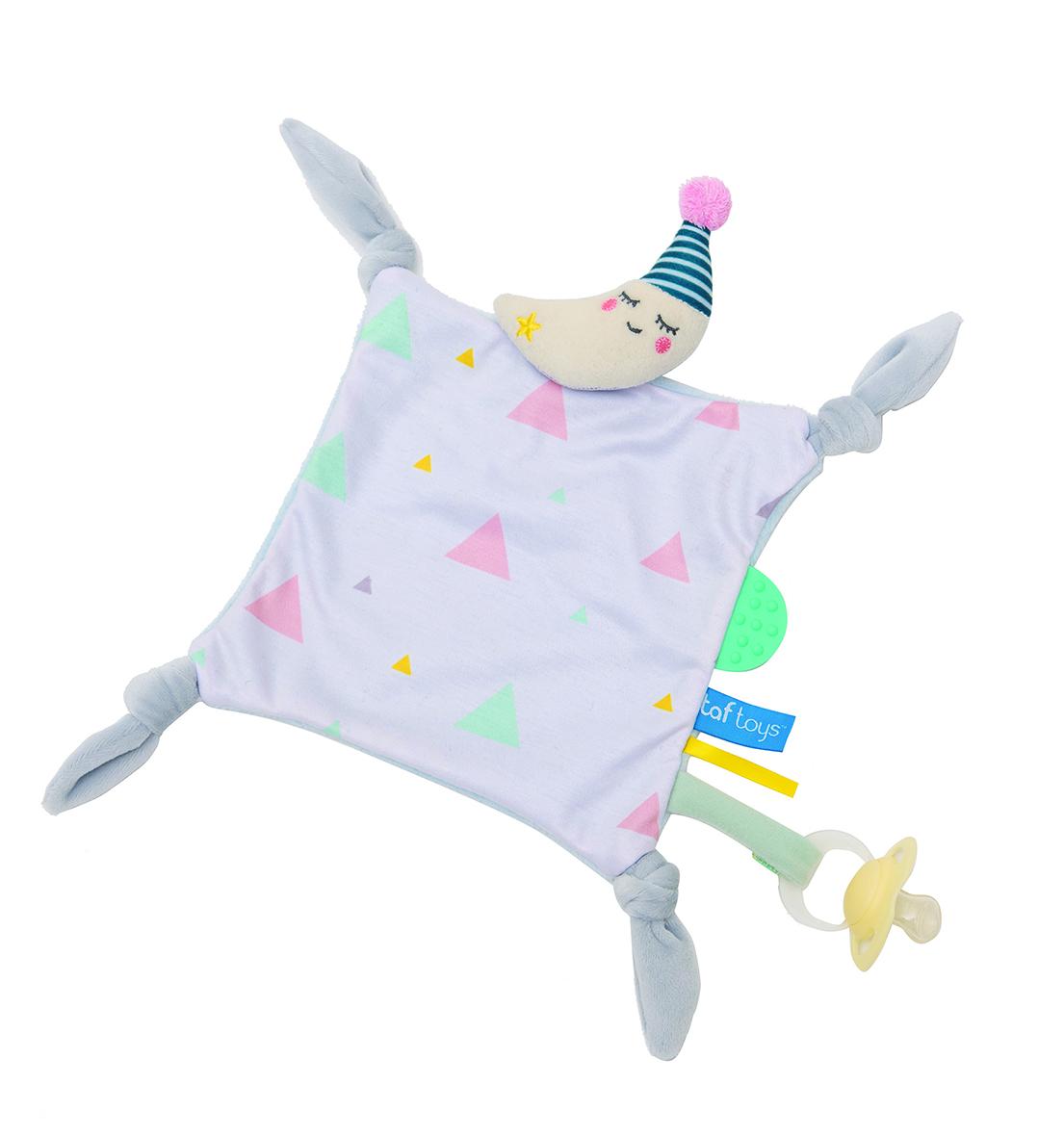Taf Toys Easier Sleep Mini Moon Blankie