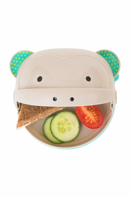 Taf Toys Easier Mealtime Monkey – Hide & Eat