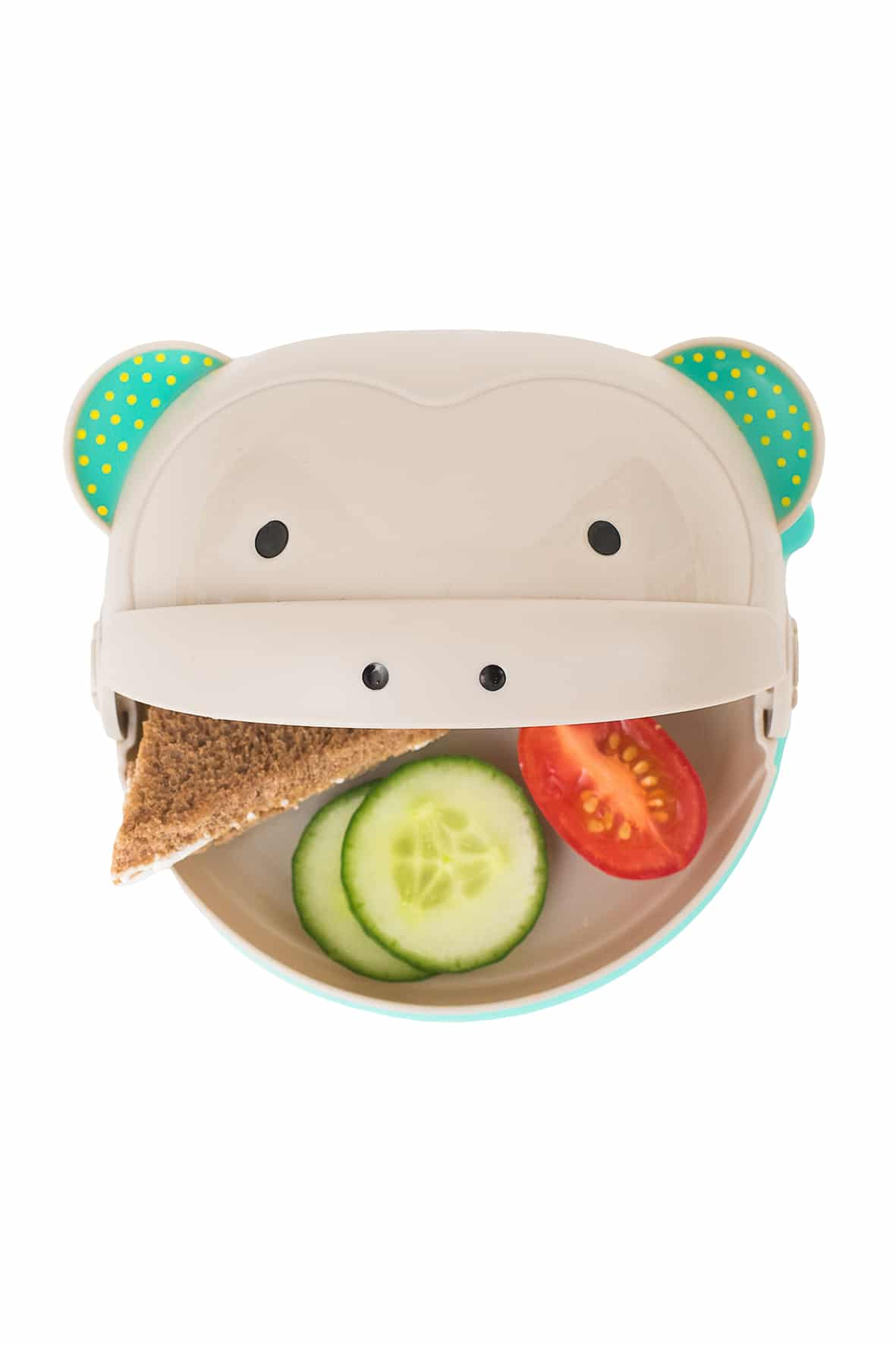 Taf Toys Easier Mealtime Monkey – Hide & Eat