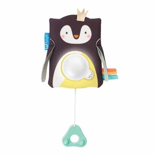 Taf Toys Easier Sleep Prince the penguin baby soother
