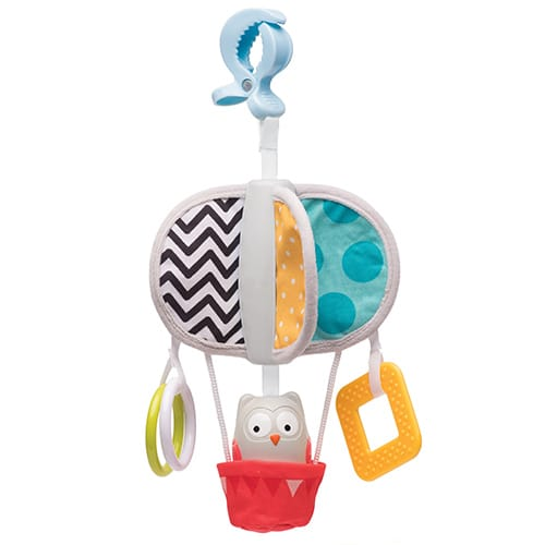 Taf Toys Easier Outdoors Obi Owl Chime Bell Mobile