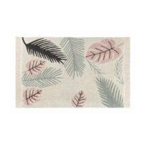 Lorena Canals. Χαλί δωματίου 140 x 200 εκ. Plants Tropical Pink