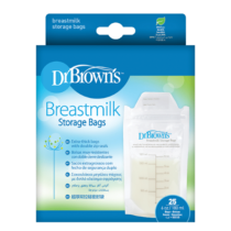 S4005 IT Pkg F Breastmilk Storage Bags 25 Pack