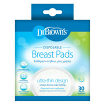 S4022 INTL Pkg F Disposable Breast Pads 30 Pack