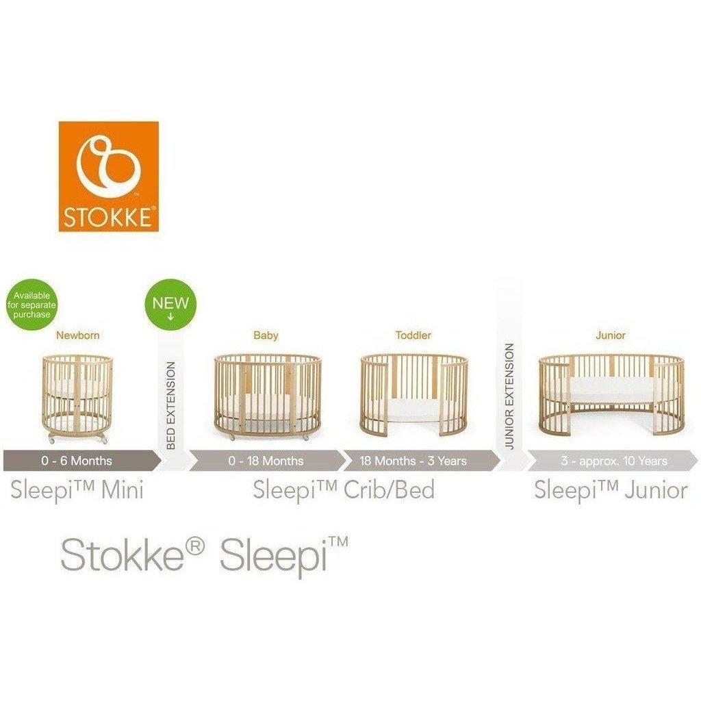 Stokke Junior Bed Extension Sleepi White 5 2000x