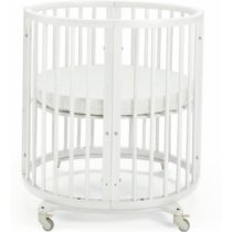 Stokke Sleepi Mini Crib Bundle White 3 2000x