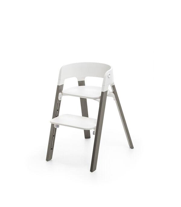 Stokke Steps Hazy Grey Feeding Chair