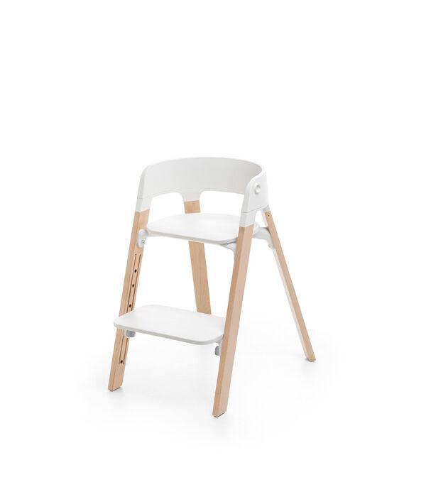 Stokke Steps Natural Feeding Chair