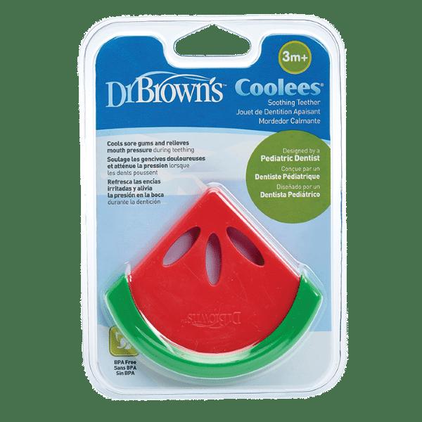 Dr Brown's Δροσιστικός κρίκος οδοντοφυΐας Καρπούζι