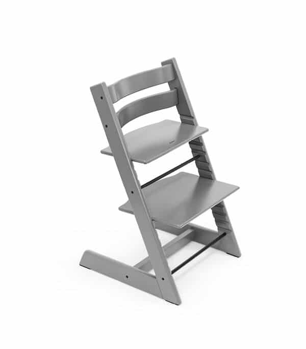 Stokke Tripp Trapp Storm Grey Feeding Chair