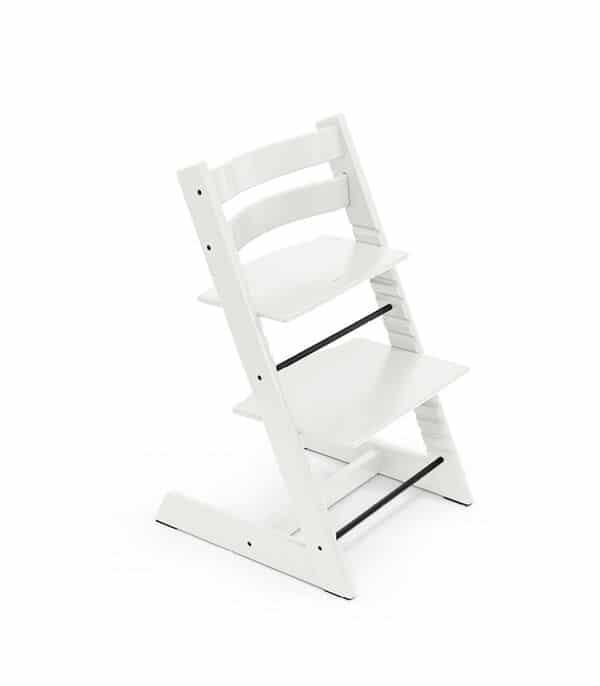 Stokke Tripp Trapp White Feeding Chair