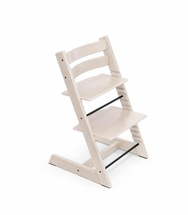 Stokke Tripp Trapp Whitewash Feeding Chair