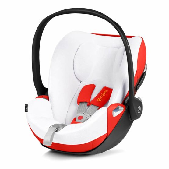Cybex CLOUD Z I-SIZE Summer Cover καλοκαιρινό κάλυμμα White