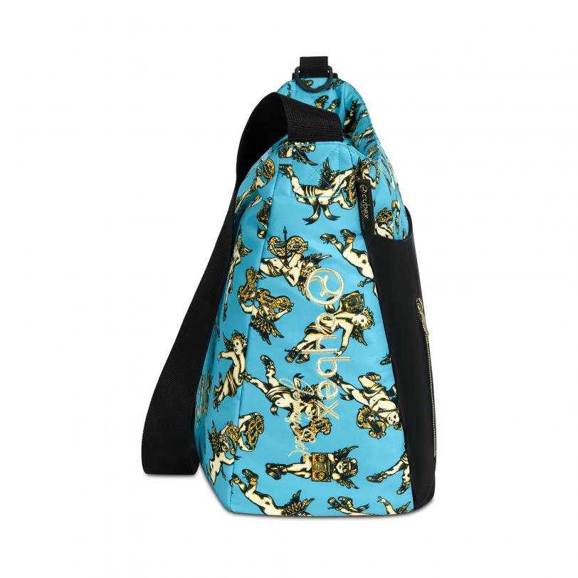 10178 4 Jeremy Scott Cherubs Changing Bag Blue.w812