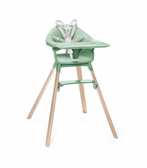 Stokke® Clikk™ Κάθισμα Φαγητού Clover green