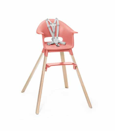 StokkeClikk SunnyCoral Harness FootrestHigh 190612 4749 SP 49473