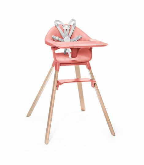 Stokke® Clikk™ Κάθισμα Φαγητού Sunny coral