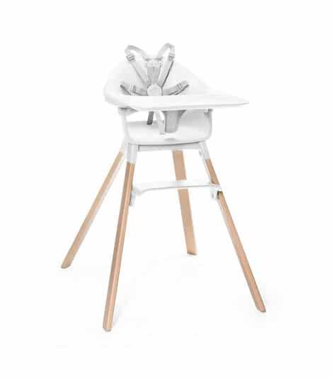 Stokke® Clikk™ Κάθισμα Φαγητού White