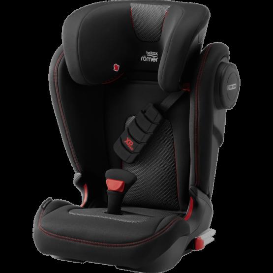 Britax Romer KIDFIX III S Κάθισμα Αυτοκινήτου Cool Flow – Black