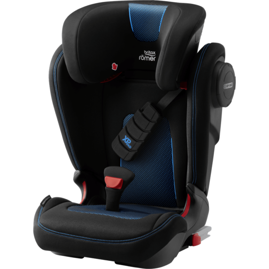 Britax Romer KIDFIX III S Κάθισμα Αυτοκινήτου Cool Flow – Blue