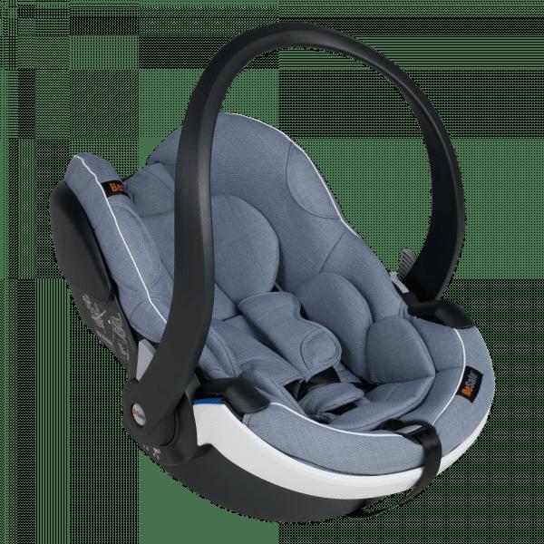 BeSafe iZi Go X1 Modular i-Size κάθισμα αυτοκινήτου Cloud Μelange