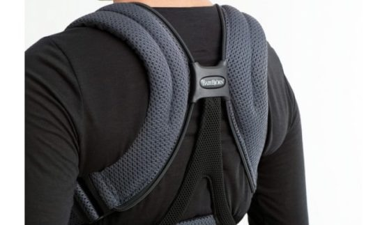 Babybjorn Baby Carrier Move Anthracite 3d Mesh (1)