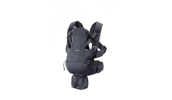Babybjorn Baby Carrier Move Anthracite 3d Mesh (2)