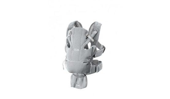 Babybjorn Baby Carrier Move Grey 3d Mesh (2)