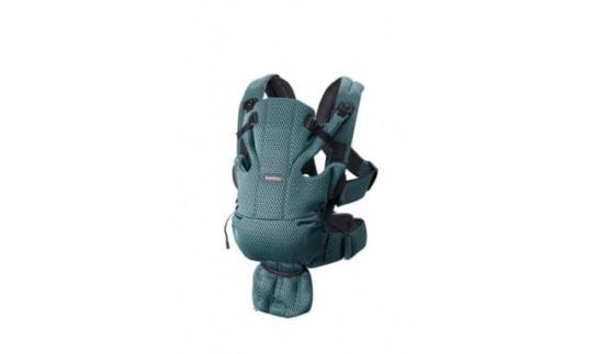 Babybjorn Baby Carrier Move Sage Green 3d Mesh (3)