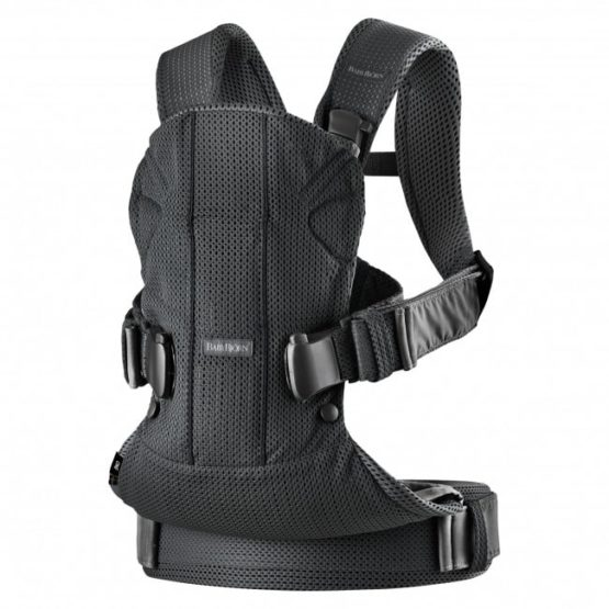 Babybjorn Baby Carrier One Air Black 3d Mesh By Babybjorn Ffe