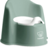 Babybjorn Potty Chair Deep Green White 055268 001