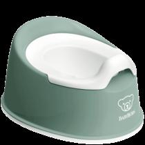 Babybjorn Smart Potty Deep Green White 051268 001
