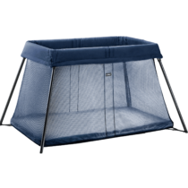 Babybjorn Travel Cot Light Dark Blue 040213 001
