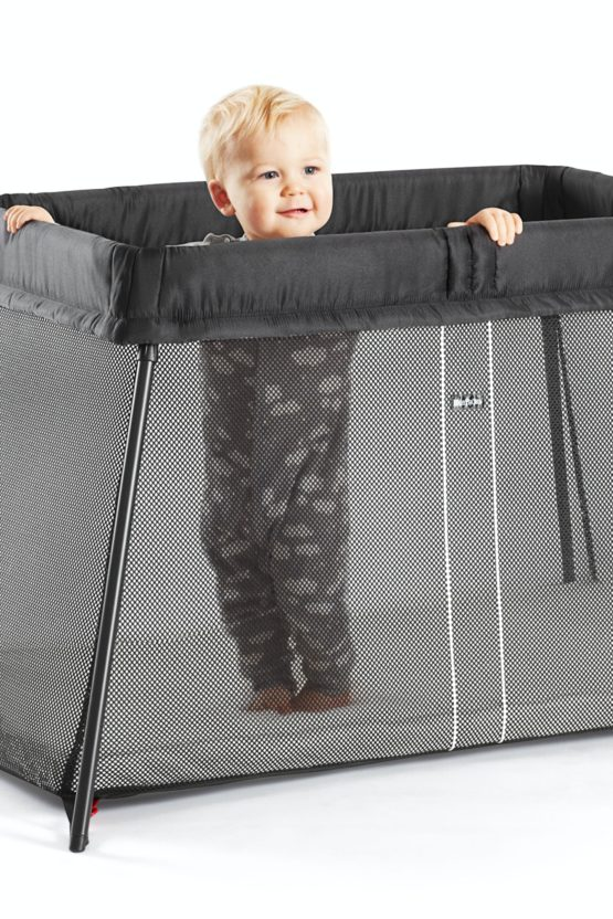 Babybjorn Travel Crib Light Black 002 (1)