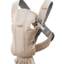 En Babybjoern Baby Carrier Mini 3d Mesh Pearly Pink 2020 Pearly Pink