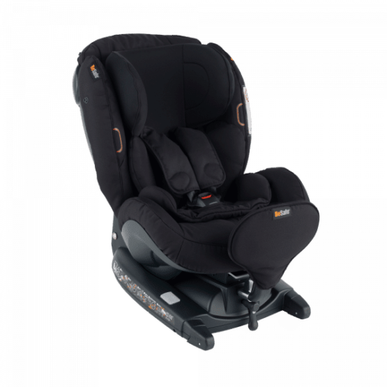 BeSafe iZi Kid X3 i-Size παιδικό κάθισμα αυτοκινήτου Fresh Black Cab