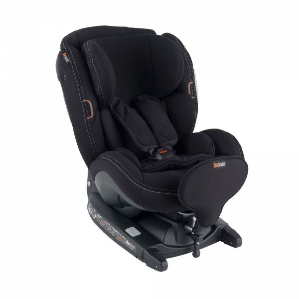 BeSafe iZi Kid X3 i-Size παιδικό κάθισμα αυτοκινήτου Premium Car Interior Black