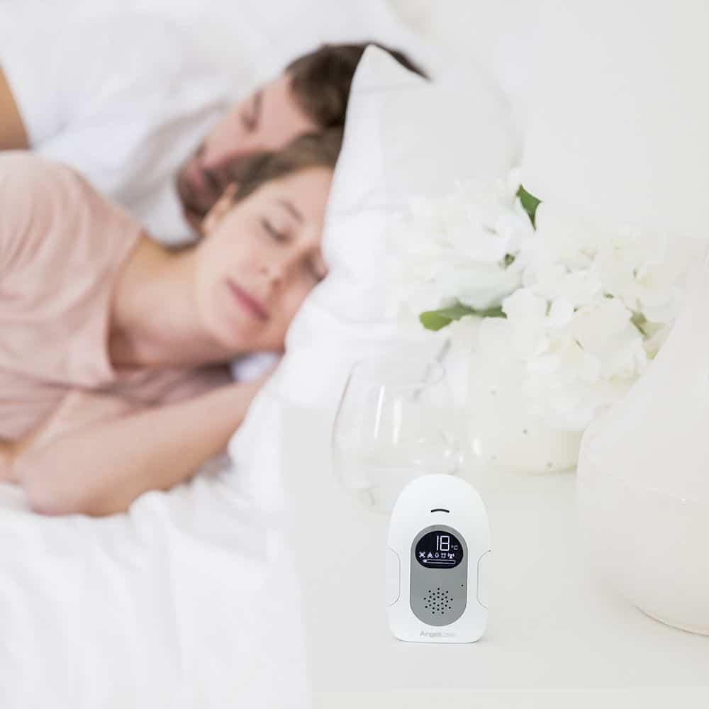 Ac127 Parent Unit Baby Movement Monitor Sound