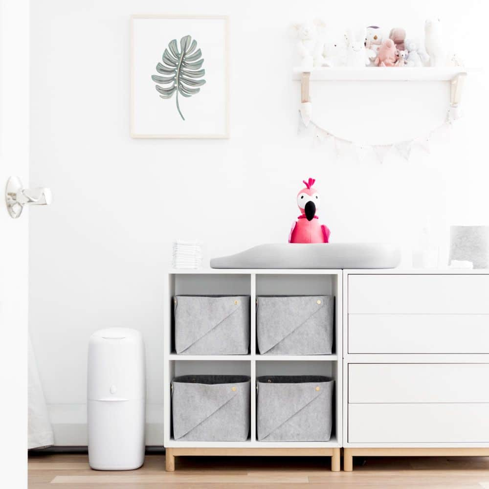 Angelcare Nappy Disposal System Lifestyle
