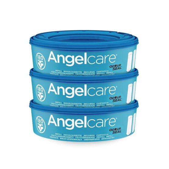 ANGELCARE Ανταλλακτικές Kασέτες 3 pack Angelcare