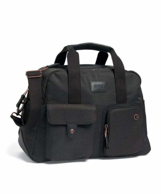 MAMAS&PAPAS Τσάντα Αλλαγής Bowling Black Copper