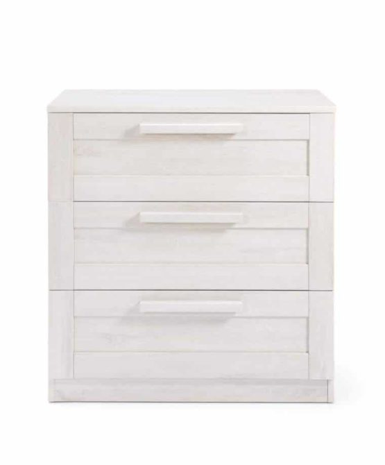 DCATAY600 Atlas Dresser White Front No Changer