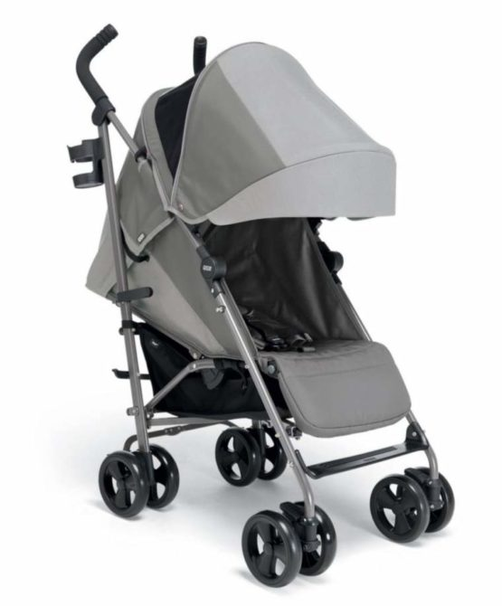 Mamas & Papas Καρότσι Tour 3 Buggy Grey